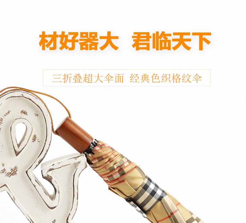 式推拉开关|实木手柄          使用说明          作为雨伞使用后